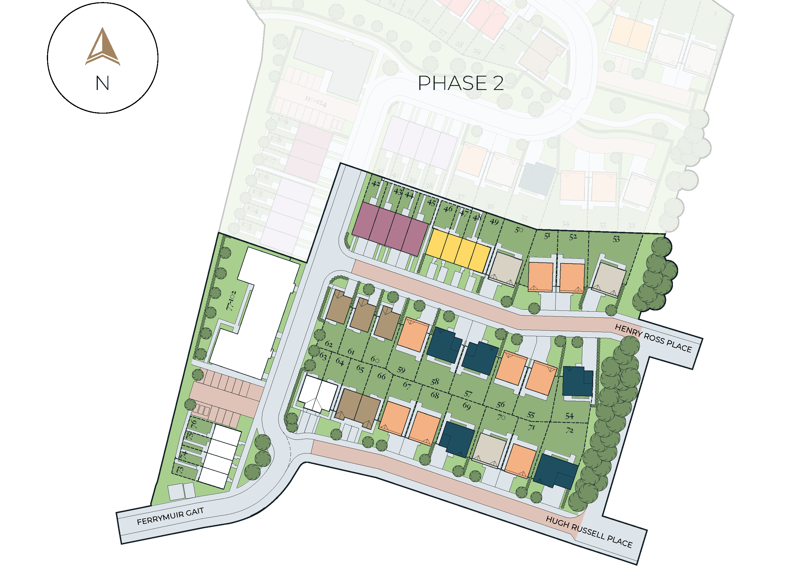 Forthview Site Plan